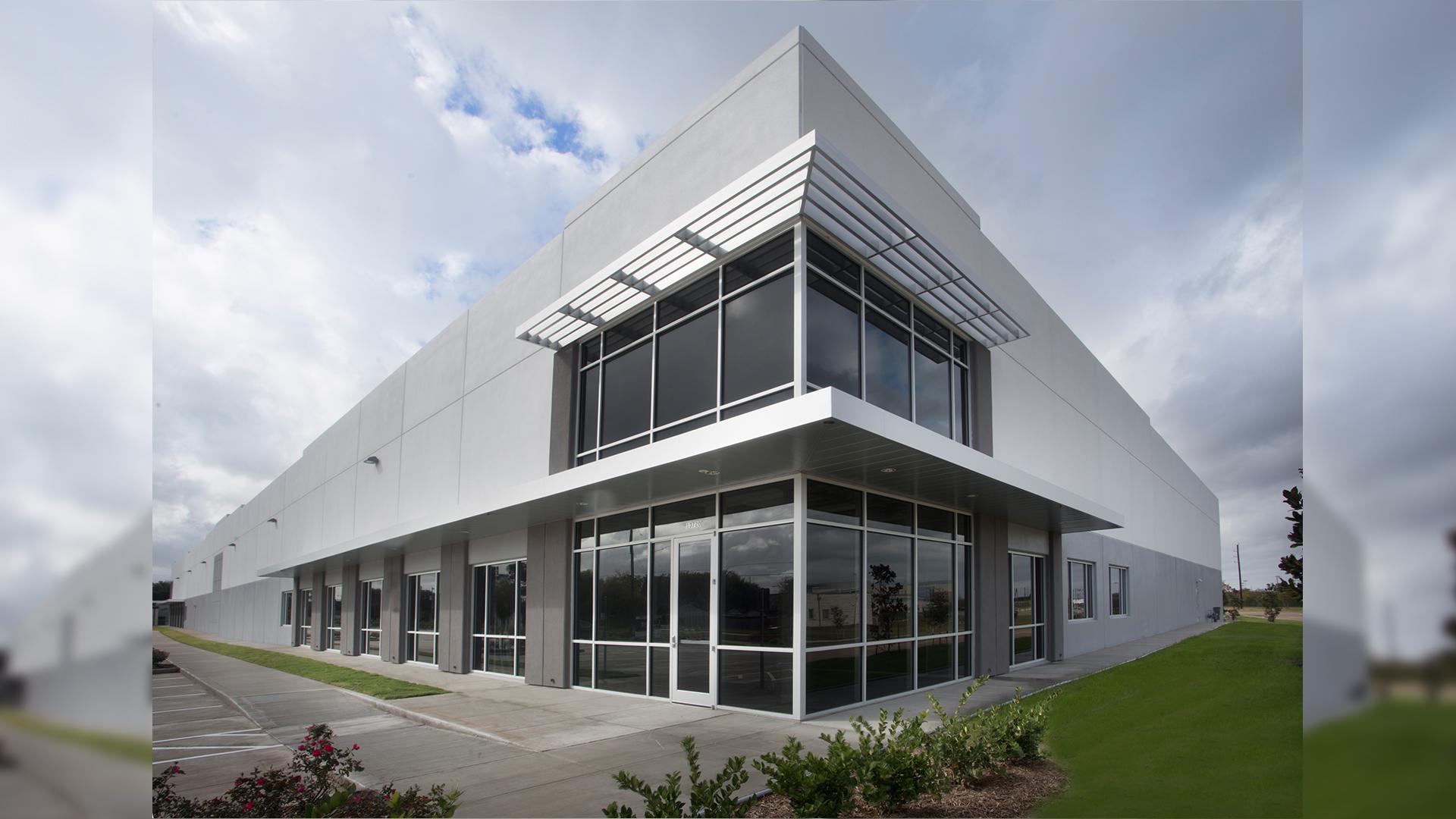 Stafford Commerce Center Burton Construction
